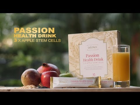 DÉONLY Passion Health Drink