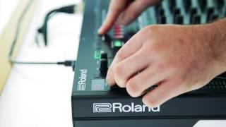Roland DJ-808 TR-S & VT Walkthrough