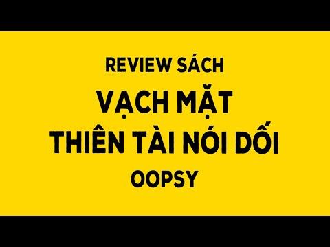 Review sách Vạch mặt thiên tài nói dối - Oopsy