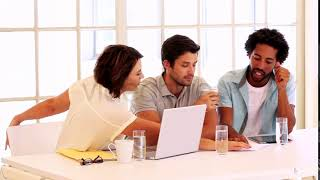Casual Business Team Having A Meeting 2 - Stock Footage from Videohive