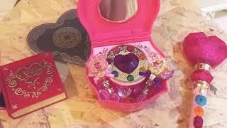 シュガシュガルーン • sugar sugar rune pendant • sugar sugar rune wand • jewellery box.