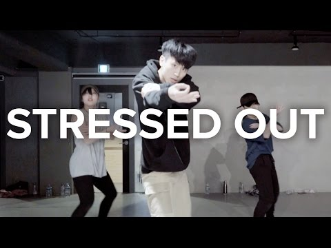 Stressed Out - twenty one pilots / Eunho Kim Choreography