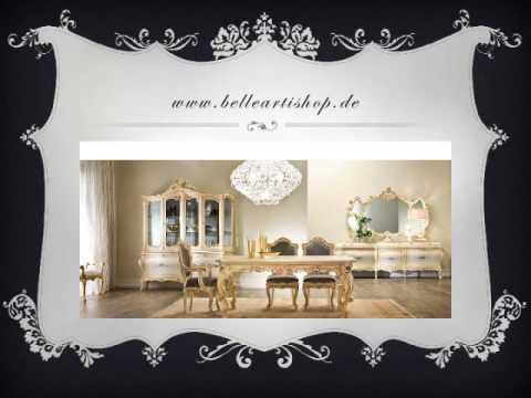 Belle Arti - Möbel und Accessoires aus Italien - YouTube
