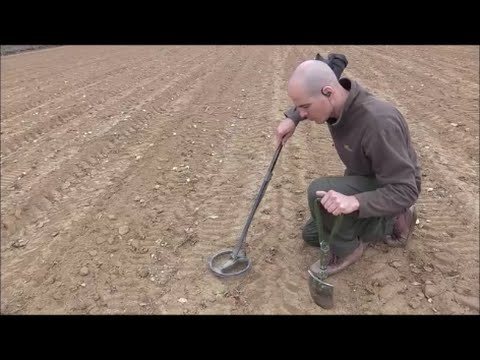 Metal Detecting Germany Nr.67  Ancient Coins and Silver!!