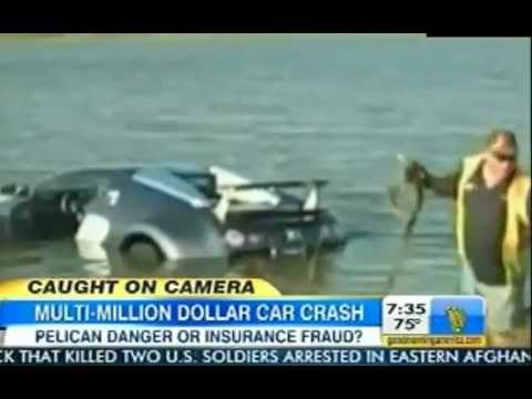 Bugatti Veyron: Was Multi Million Dollar Car Crash Insurance FRAUD ?