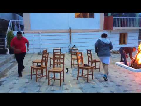 Fitness De Royale Organic County Games Musical Chairs activies 3