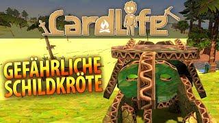 Cardlife #02 | Gefährliche Schildkröte | Gameplay German Deutsch thumbnail