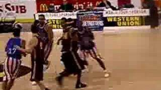 harlem globetrotters final play
