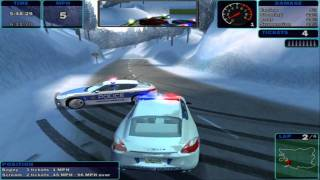 Need For Speed High Stakes hot pursuit gameplay 04