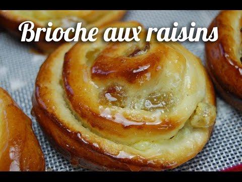 brioche-aux-raisins-maison