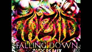 Twiztid ft. Swollen Members - Falling Down (Ajax Remix)