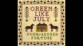 Green Like July - No Light Will Shine On Me
