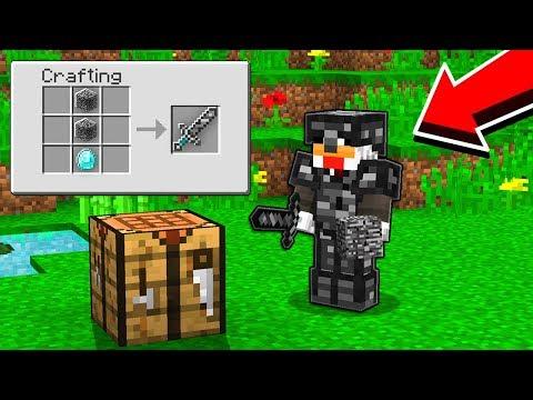 COME FARE ARMI E ARMATURE DI BEDROCK - Minecraft ITA
