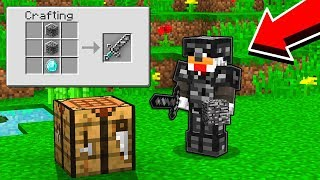 COME FARE ARMI E ARMATURE DI BEDROCK - Minecraft ITA
