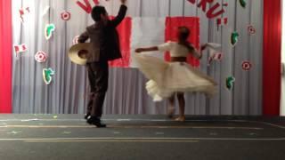 La Marinera.... baile Nacional del Perú