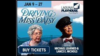 Driving Miss Daisy, now playing at Laguna Beach Playhouse