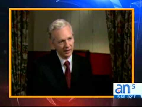 Pensándolo Bien - Julian Assange solicita asilo