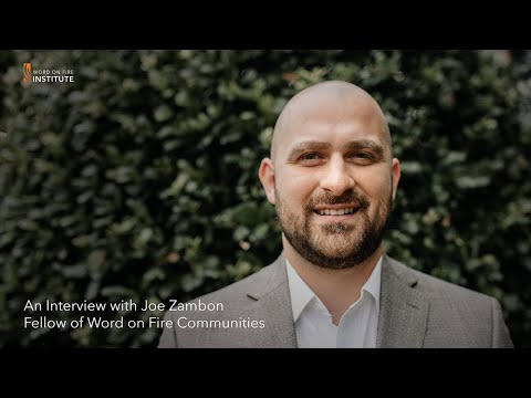 An Interview w/ Joe Zambon