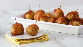 Bacon-Wrapped Potatoes- Martha Stewart