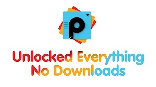 PicsArt Unlocked Everything - With Out Any Download - Best PicsArt Hack
