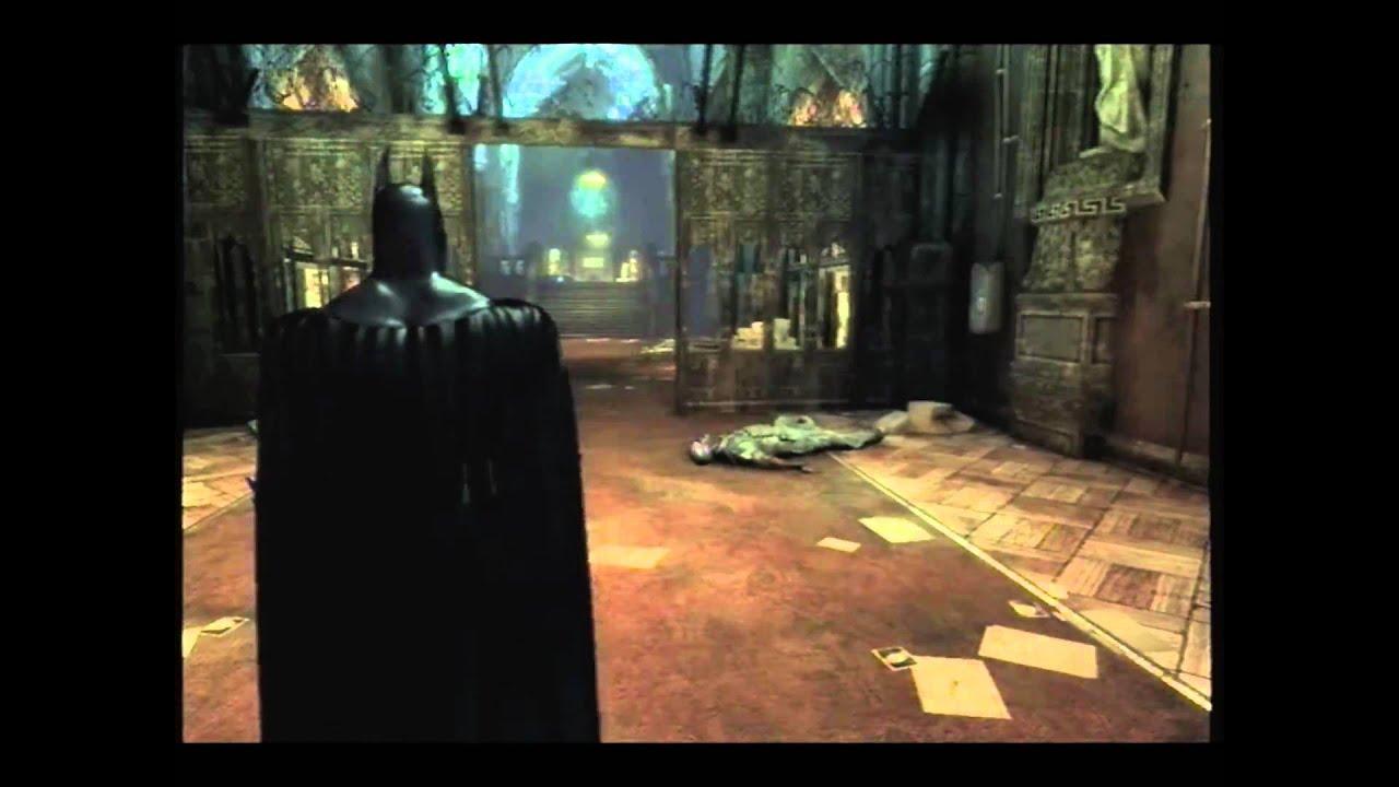Arkham Asylum (Batman: Arkham Asylum) | Batman Wiki ...