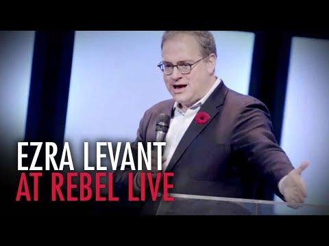 Ezra Levant: FULL SPEECH at The Rebel Live, Calgary
