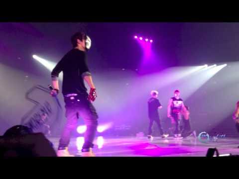 [Fancam] 130804 Super Show 5 BKK - Shake it up [Donghae, Eunhyuk]