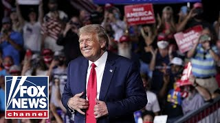 Trump holds 'Great American Comeback' campaign event in Nevada