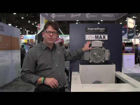 Marathon®  UlteMAX® Motor-AHR 2017 Regal Booth Tour