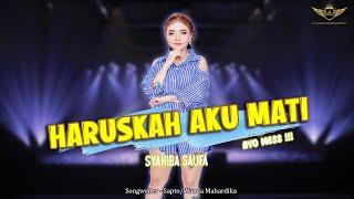 Download lagu Syahiba Saufa Haruskah Aku Mati Live Golden