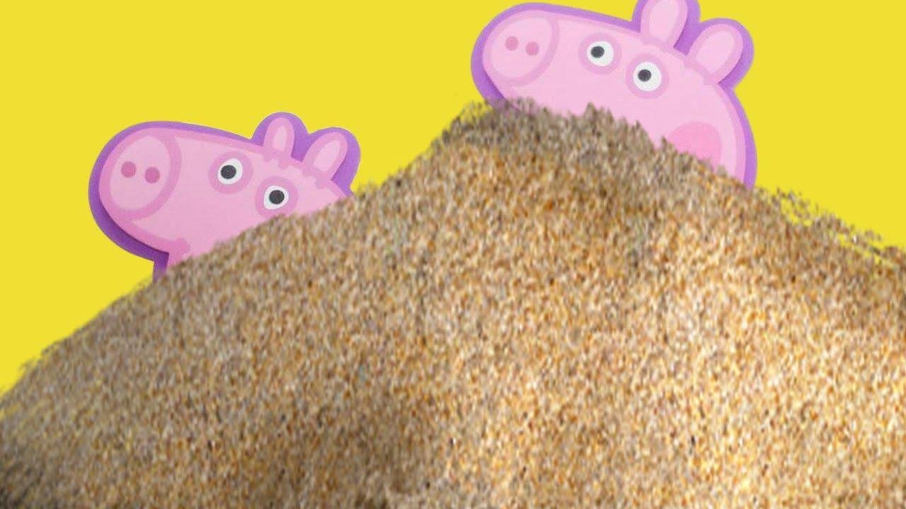 свинка пеппа на русском языке смотреть