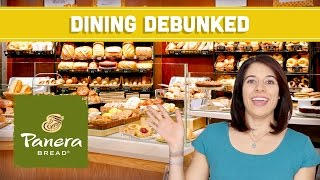 Healthy Choices at Panera Bread: Dining Debunked! Mind Over Munch