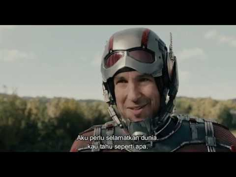 Ant-Man (2015) - Ant-Man Vs Falcon