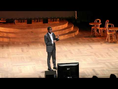 Unlocking Our Potential To Serve: Wilfried Eyi at TEDxBYU