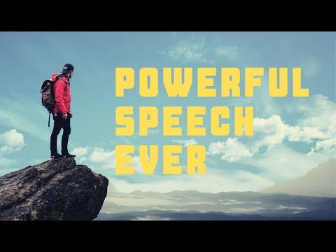 Life changing motivational video Life changing speech Motivational video