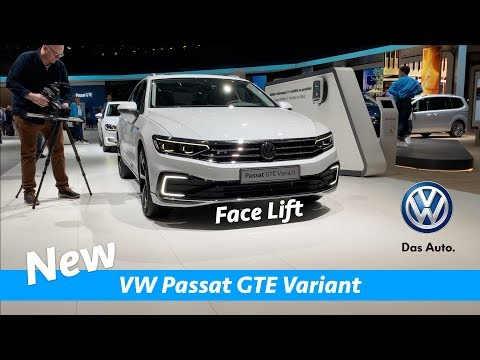 Volkswagen Passat GTE 2019 - Tampilan Pertama   Geneva Auto Show 2019