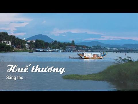 Huế thương (Karaoke) - Vân Khánh
