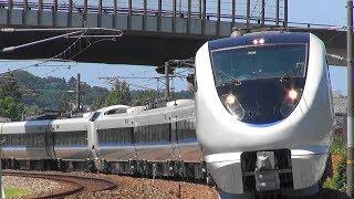 北陸本線 列車撮影記 2018年7月22日