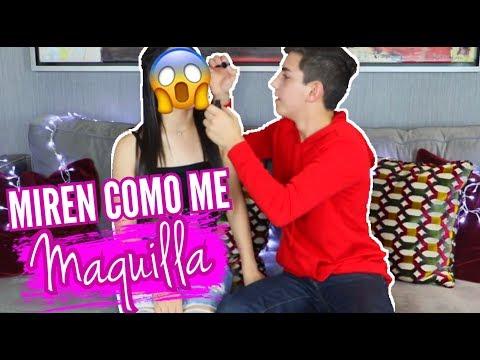 MI HERMANO ME MAQUILLA / Kimberly Loaiza