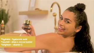 Natural Glow in 3 Steps | How to Use WOW Skin Science Vitamin C Face Cream