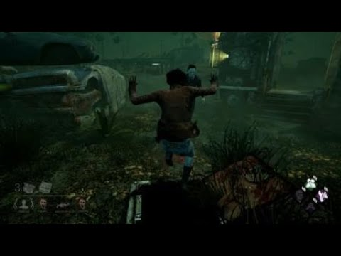Dead by Daylight Crazy Hatch Ending Clip!