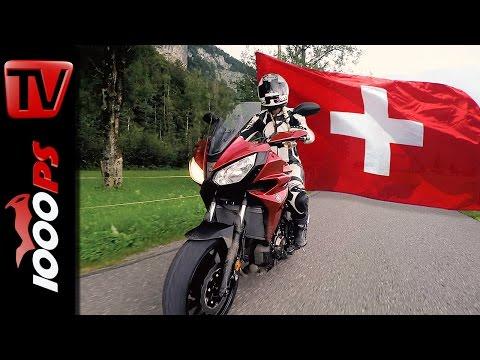 Yamaha Tracer 700 Test - Ab sofort selbst Probefahren