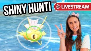 MAGIKARP SHINY HUNTING! Pokémon Let