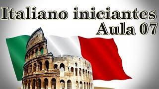 "O verbo ""ser"" em Italiano - Italiano para iniciantes - aula 07"