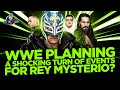 Wwe Planning Shocking Turn Of Events For Rey Mysterio&'s