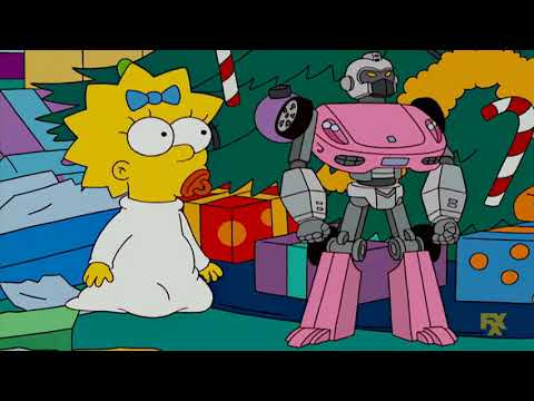 The Simpsons – Treehouse of Horror XIX – clip2