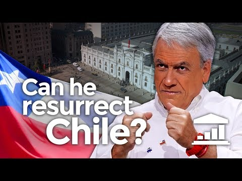 Can Piñera RESUSCITATE the CHILEAN model? - VisualPolitik EN