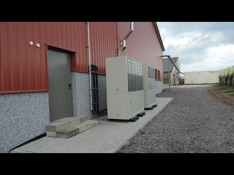 A worldwide innovation - gas driven commercial refrigeration
