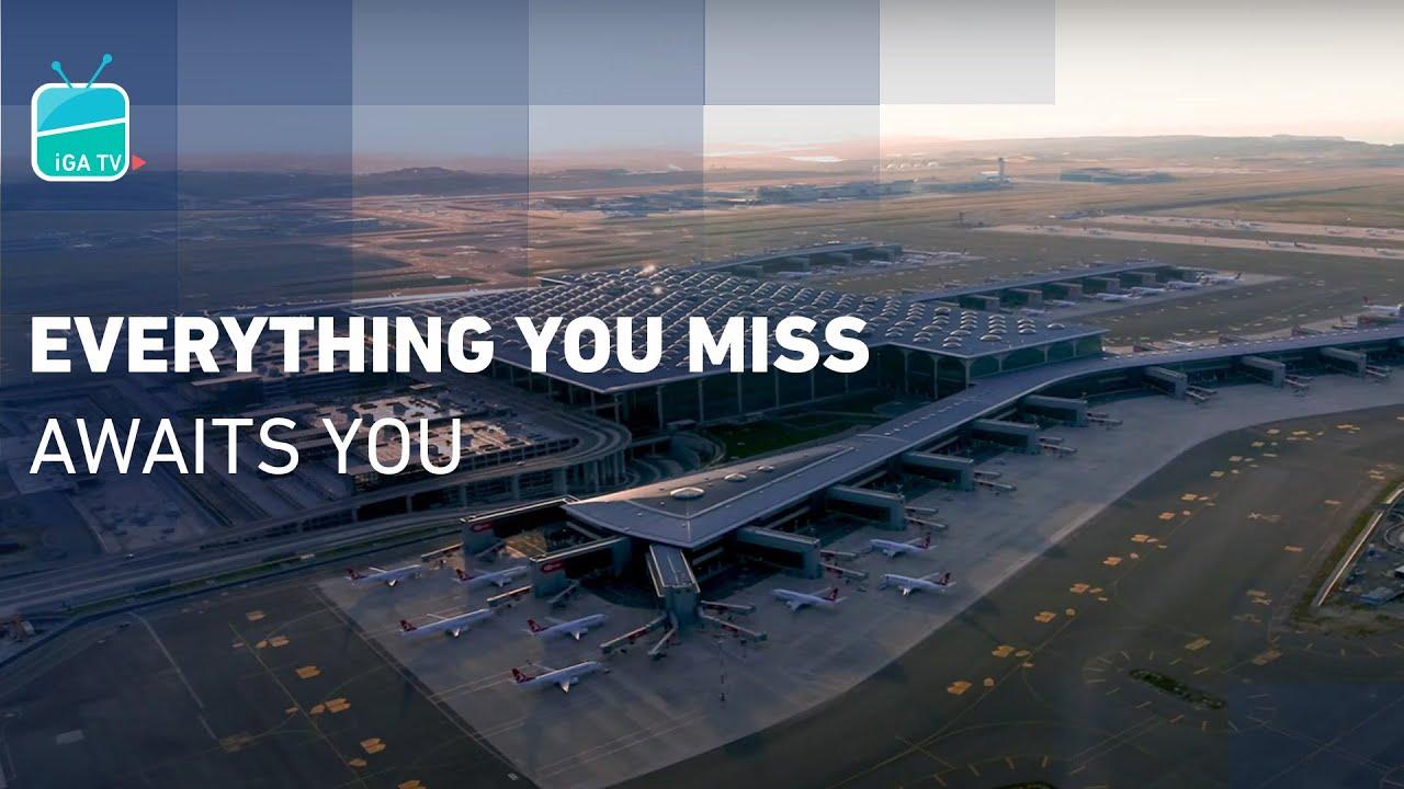Everything You Miss Awaits You - Eid Mubarak!   İGA