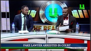 Funny Face joins Akrobeto on the Real News